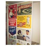 Tons of Sports Memorabilia
