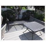 Stunning Iron Outdoor Patio Suites