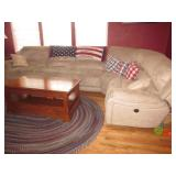 Thomasville Sectional Sofa Recliner