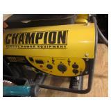 Champion Generator Power Washer Wheel Barrels