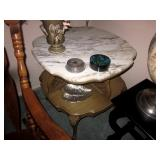 French Marble Top Tables