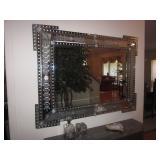 Many Landing Galleries Venetian Mirror