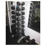 Hoist V6 Exercise Universal Exercise Room Filled ~ Weights ~ Exercise Bike  True Elliptical  Vi