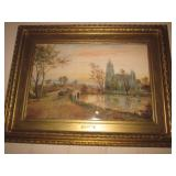 A. Chester Listed Art Oils