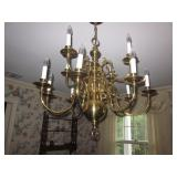 Stunning Vintage Chandeliers & Light Fixtures and Lamps