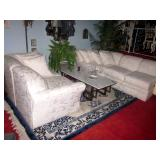 Many Oriental Rugs To Choose From Custom D & D Living Room Suite