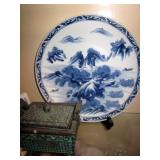 Chinese Plates/Chargers