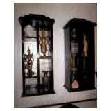 Oriential Shelving and Statuary