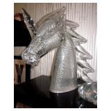 Murano Art Glass Unicorn