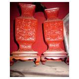 Red Cinnabar Separates