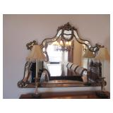 Many Ornate Mirrors To Choose From