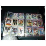 Hockey & Football Cards