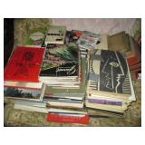 Tons of Vintage Music Sheets Ephemera/Yearbooks and more