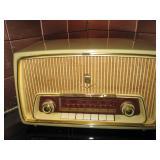 Vintage Grundig Radio