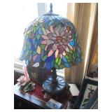 HSN~QVC Shopper  TONS! Of New Stained Glass Lamps