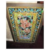 Stained Glass Panels ~ Huge HSN~QVC Shopper