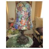 Huge HSN~QVC Shopper TONS! Of New Stained Glass Lamps