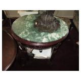 Marble Top Accent Tables