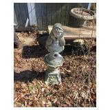 Tons of Outdoor Statuary Fountains and more