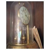 Antique Harrods Kunde Jahresuhr und 400 Day Clock
