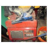 Generac Wheelhouse 5550 Generator