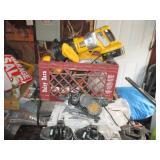 Garage Full Tools
