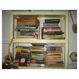 More Books & Clocks