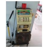 Slot Machine & Asian Antique Separates