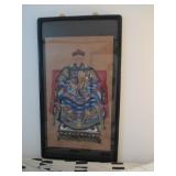 Asian Rice Paper Art