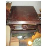 Vintage Wood Dresser Boxes