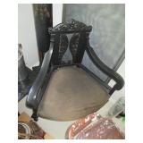 Corner Antique Chair