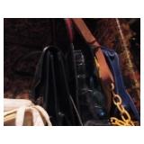 His & Hers Vintage Handbags & Clothing