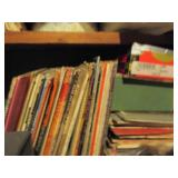Tons of Albums & 45