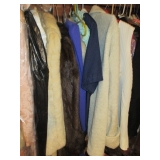 Tons of Vintage Clothing & Furs