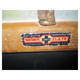 Vintage Chalkboard Natural Slate
