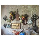 Wall Vintage Decor