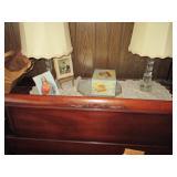 Vintage Bedroom Suite & Religious