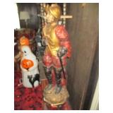 Vintage Statues