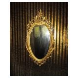 Gold Gilt Ornate Mirrors