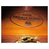 Henkel Harris Pie Crust Table