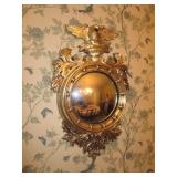 Regency Eagle Convex Accent Mirror