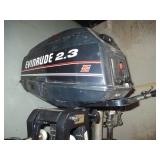 Evenrude 2.3 Outboard Motor