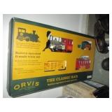 Orvis Trains & Lionel Trains
