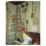 Ladders, Garden Needs & More