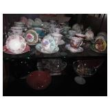 Tea Cup Collections