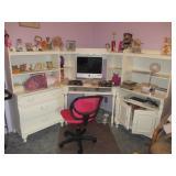 Bedroom Suite Complete ~ Corner Desk