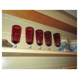 Vintage Glassware ~ Bar Needs