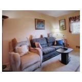 Recliner & Sofa