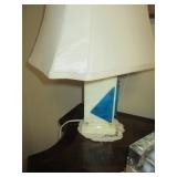 Deco Alabaster Lamp