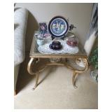 Brass & Glass Tables